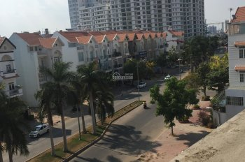 Bán nhà KDC Him Lam, P.Tân Hưng, Q7. Mặt tiền đường Nguyễn Thị Thập, hầm 4 lầu giá 33 tỷ