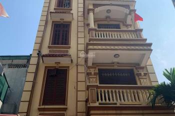 Cho thuê nhà 110m2 x 7 tầng - có thang máy, gara - 8 phòng khép kín - phân lô ô tô vào nhà