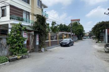 Bán đất mở cửa hàng kinh doanh tại An Hồng - An Dương - Hải Phòng