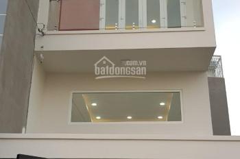 Chính chủ cần bán nhà 1 trệt 1 lửng 2 lầu Tô Ngọc Vân, Q12, giá 4,69 tỷ