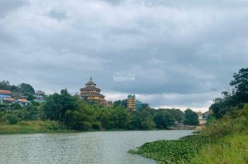 Đức Trọng - Đất XD làng chùa lớn nhất VN, view sông rất đẹp