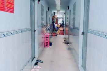 Bán dãy trọ 12P, đường Nguyễn Thị Sóc, Hóc Môn, SHR, thu nhập 18tr/tháng, 2.2 tỷ