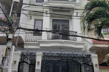 Bán nhà góc 2 MT tiền hẻm 10m, đường Nguyễn Thái Sơn, P4, Gò Vấp. DT 5.5x20m, giá 8 tỷ TL