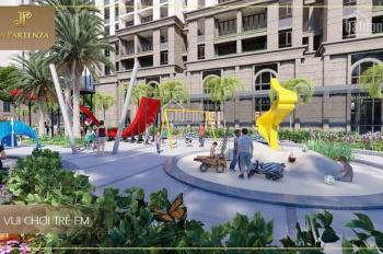 Căn hộ sống xanh ven sông kiến trúc cổ điển giá 955 triệu/căn, Nhà Bè