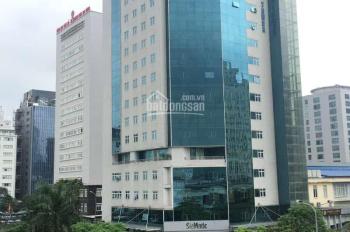 Cho thuê sàn VP DT 80 - 500m2 tại tòa nhà Detech Tôn Thất Thuyết giá cả hợp lý. LH 0989790498