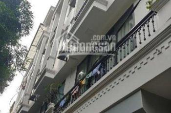 Bán nhà riêng tại Đường Phan Kế Bính 444 Đội Cấn, Quận Ba Đình giá 3.75 tỷ diện tích 38m2