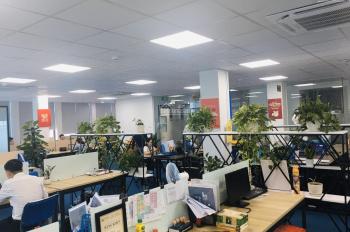 Chính chủ cho thuê văn phòng đường Lê Văn Lương, DT 160m2, VP đã set up rất đẹp. LH: 0936698080