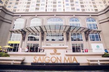 Cho thuê căn hộ Saigon Mia 2PN giá rẻ mùa dịch 14tr full nội thất mới đẹp. LH xem nhà 0937569691