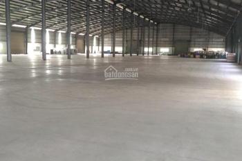 Kho An Phú, khuôn viên 5000m2, xưởng 4000m2, điện bình hạ trạm, giá 46000/m2/th. LH 0931268002