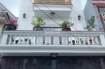Bán nhà mặt tiền Lê Hồng Phong Tân Đông Hiệp, Dĩ An Bình Dương. Nhà bán 2 lầu, 1 trệt, đúc hết