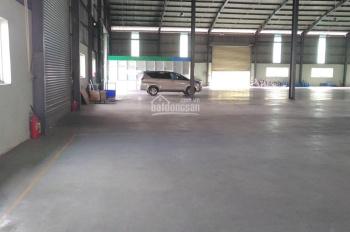 Cho thuê xưởng KCN Sóng Thần 3, 3500m2, có văn phòng, nhà để xe, nhà ăn đầy đủ, giá 200tr/tháng