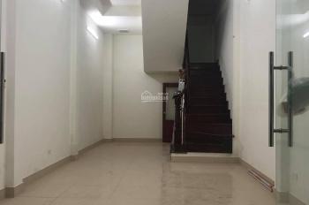 Cho thuê nhà mặt ngõ phân lô Trần Quang Diệu - Võ Văn Dũng - 40m2x5T sàn thông, 18 triệu/th