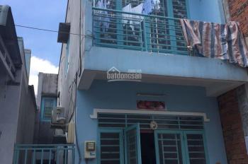 Bán 2 căn nhà trệt lầu, chỉ 4.5 tỷ, đường Tây Hoà, Phước Long A, sổ sách đầy đủ