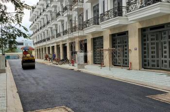 Bán nhà 1 trệt 1 lửng 3 lầu, đường Hà Huy Giáp - Nguyễn Oanh, DT 4x16m sổ hồng riêng