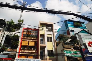 Cho thuê nhà NC 4 tầng MT Phạm Văn Hai, TB. 3 lầu, 68m2