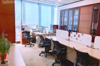 Cho thuê văn phòng tòa nhà Lê Văn Lương, 280m2, đầy đủ trần, sàn và điều hòa âm trần