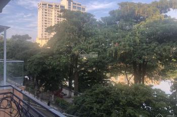 Siêu phẩm mặt Hồ Đắc Di, mặt phố Trần Hữu Tước 70.9m2, 4 tầng mt 5,5m giá 280 triệu/m2