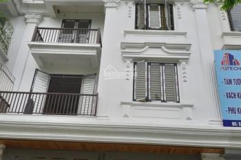 Cần cho thuê căn BT khu TP Giao Lưu, 5 tầng nổi có thang máy đồ cơ bản. Giá 50tr/th, 0979062668