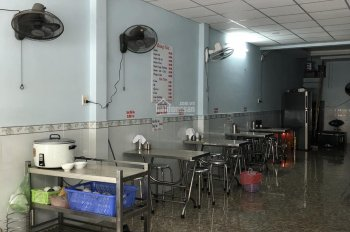 Sang quán cơm tấm mặt tiền ngã tư đường lớn Trương Vĩnh Ký, Tân Phú chỉ 130 triệu
