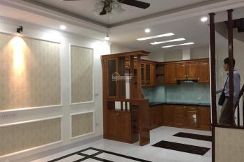 Bán nhà Đội Cấn, Liễu Giai, Văn Cao, Ba Đình, DT 45m2 x 5 tầng xây mới, SĐCC, giá 5 tỷ 100 triệu