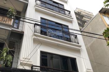 Bán nhà phân lô đường ô tô tránh nhau, phố Hoàng Ngân, Trung Hòa Cầu Giấy. Giá 11,8 tỷ