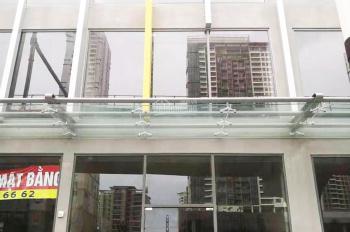 Shophouse Masteri An Phú 170m2 cho thuê nhà thô - 95,722 triệu/tháng net