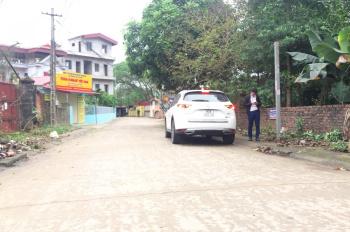 Tìm thấy lô đất 473m2 cực đẹp ngay sát khu CNC Hòa Lạc, phù hợp kinh doanh nhà trọ, giá thấp