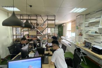 Cho thuê sàn văn phòng mặt phố Vũ Tông Phan, tòa văn phòng 10 tầng, trống 1 DT 80 m2/tầng