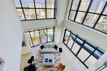 Cho thuê penthouse The Nassim vào ở liền, hồ bơi và sảnh thang máy riêng. LH 0968800489