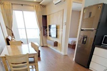 Cho thuê CH khách sạn 5 sao Terra Royal Q3 71m2, 2PN, trang bị đầy đủ nội thất cao cấp, giá 32tr/th