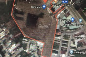 Bán đất 23.741m2 thích hợp làm dự án ngay mặt tiền Quốc Lộ 1A Sóc Trăng, giá 29 tỷ