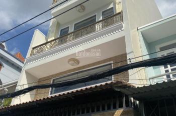 Cần bán nhà phố Đ Phan Huy Ích 1 lửng 3 lầu DT 5.5x14m nở hậu 6.5m. Giá 7.4 tỷ
