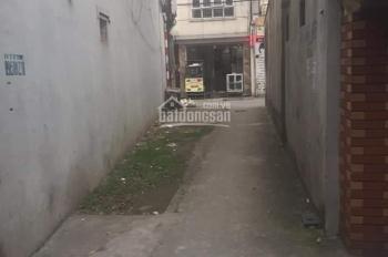 Bán 31,6m2 đất tại Tư Đình, phường Long Biên, hướng đông nam