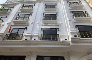 Bán nhà mặt phố Chùa Quỳnh, DT 65m2 x 8 tầng thang máy, khu kinh doanh sầm uất, thiết kế hiện đại