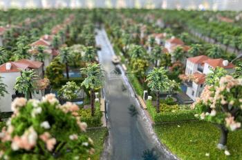 Đất nền biệt thự vườn Quận 9, 3 mặt view sông, không gian sống riêng tư, yên tĩnh - từ 15 tr/m2