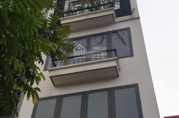 Nhà mới mặt phố Tân Mai siêu kinh doanh, 7 tầng, thang máy, 17 tỷ