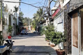 Nhà đường nhựa 6m thông 90 Đỗ Thừa Luông (5x12m, 1 lầu mới) - Trung Nguyen