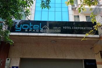 Cho thuê nhà mặt phố Trung Văn Vinaconex 3, Nam Từ Liêm. DT 100m2, 4 tầng, MT 7m, giá 32tr/th