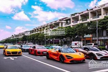 Cho thuê shop Sarimi Sala Đại Quang Minh, DT 225m2 - 1200m2, giá 55 - 99tr/th, call 0973317779