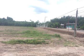 Vợ chồng di cư bán gấp lô đất ngay KCN BECAMEX Bình Phước, gần TTHC,dt 500m2, giá 270tr, SHR, MT8m