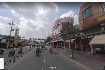 Cho thuê nhà mặt tiền Phạm Hùng, Quận 8, ngang 10m, giá 60 triệu