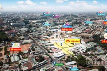 Đất TP Thuận An, SỔ HỒNG RIÊNG, FULL THỔ CƯ.