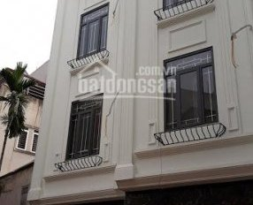 Nhà mới 4 tầng gần ngã tư Canh ô tô cách 5m DT 41m2, giá 1.81 tỷ, LH: 0375467161