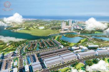 KĐT ven biển kiến trúc Châu Âu One World đất BT 20 tr/m2, thông trục Võ Nguyên Giáp: 0933371560