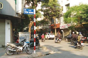 Bán nhà mặt phố Yên Ninh - Quán Thánh 64m2, MT 5m kinh doanh tốt giá đầu tư