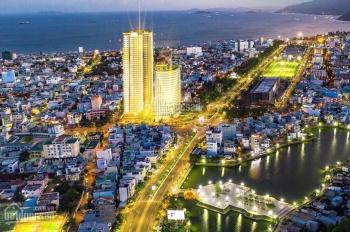 Cơ hội sở hữu căn hộ Grand Center giá cực sốc chỉ còn 1,3 tỷ - 4 mặt tiền view biển. HL: 0903959466