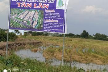 Bán đất nền dự án Tân Lân Residence chỉ 730 triệu/nền