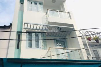 Bán nhà hẻm xe tải đường Gò Dầu, P. Tân Quý, 4x12, nhà 2 lầu, sân thượng. Giá 5.87 tỷ