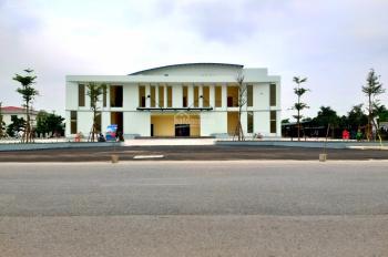 Bán nhà mặt phố kinh doanh sầm uất tại Cổ Bi, Gia Lâm, diện tích 99m2, đường 25m, vỉa hè cực rộng