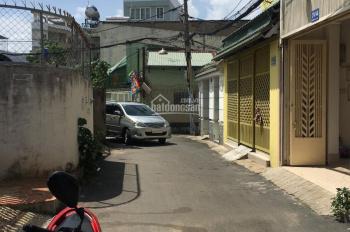 Bán gấp lô đất hẻm nhựa 8m Âu Cơ, phường 9, quận Tân Bình. DTCN 1418m2